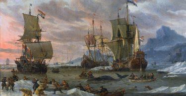 chasse à la baleine en 1800